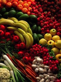 Procesamiento de Frutas y Verduras