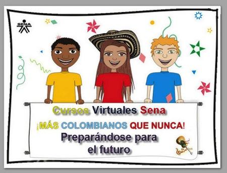 El SENA y la educacion Virtual para todos  El SENA y la educación Virtual para todos
