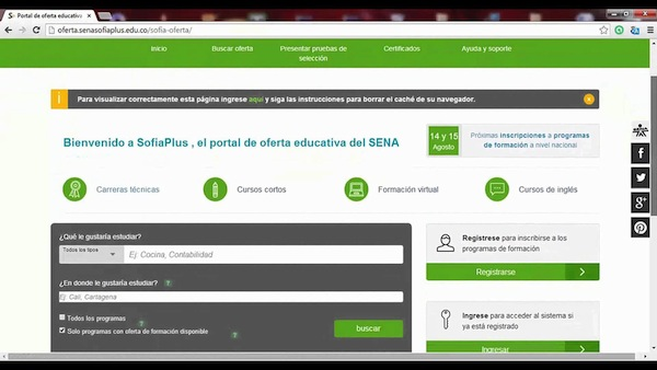 Videos para procesos del SENA SOFIA Plus