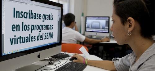 Carreras Tecnologicas Virtuales SENA