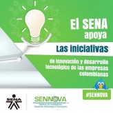 Convocatoria SENA a Empresas Innovación y Desarrollo