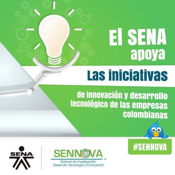 Convocatoria SENA a Empresas Innovacion y Desarrollo