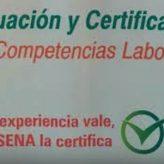 Certificaciones SENA a trabajadores empíricos