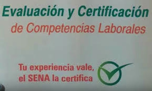Certificaciones SENA a trabajadores empiricos