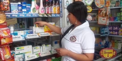 Curso Tecnico en servicios farmaceuticos