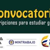 IV convocatoria SENA programas ofrecidos